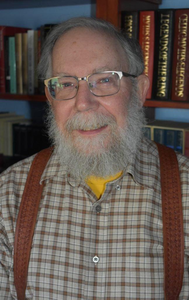 Warner Hous Press' Team: Dave Warner, Production Editor