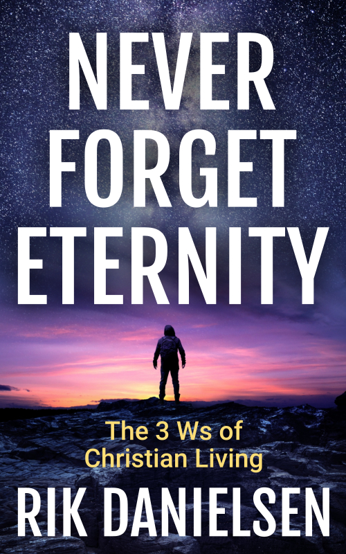 Never Forget Eternity Cover